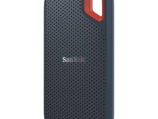 SanDisk 500GB Extreme Portable External SSD   USB C  USB 3 1   SDSSDE60 500G G25