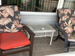 Plastic Patio Chairs Wicker Table 0 jpg