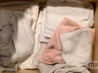 Drawer of Dish Towels Wash Rags 0 jpg