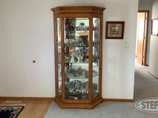 Glass Display Hutch 0 jpg