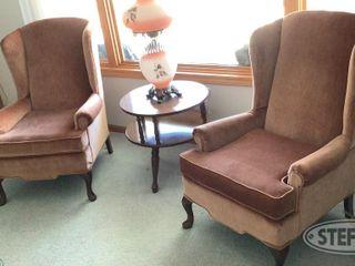 2 Wingback Chairs 0 jpg