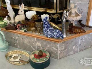 Glass Ceramic Figurines Statuettes 0 jpg