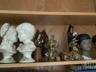 Shelf of Statuettes 0 jpg