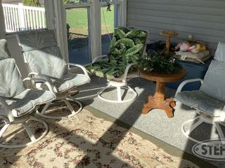 4 Outdoor Chairs Stand 0 jpg