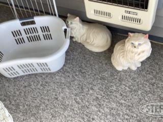 Ceramic Cats Air Dryer Basket 0 jpg