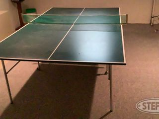 Folding Ping Pong Table 0 jpg