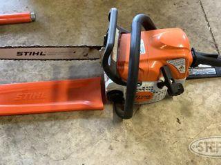 Stihl MS 170 Chain Saw 0 jpg