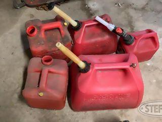 5 Gas Cans 0 jpg
