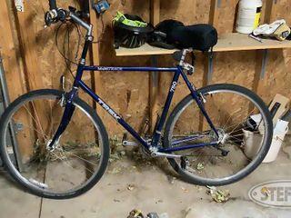 MultiTrack 750 Bicycle 2 Helmets 0 jpg