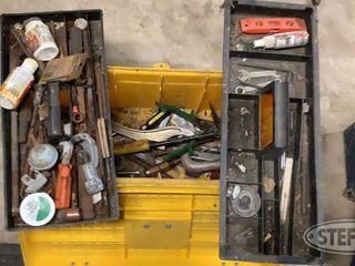 2 Drawer Plastic Tool Box Contents 0 jpg