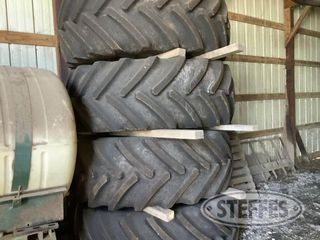 4 650 65R38 Floater Tires and Rims 1 jpg