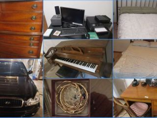 Vehicle, Home Furnishings, Furniture & More