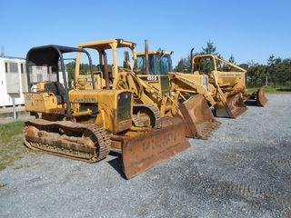 Spring Tool & Equipment Auction
