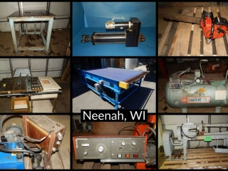 Hardware Tools, Industrial Equipment & More - 500 Items Sold Separately