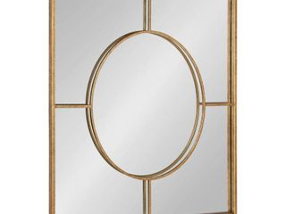 Kate and laurel Ansonia Modern Square Mirror