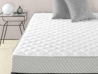 Priage by ZINUS Quilted Mattress Cover for Mattress Queen Size