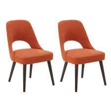 Carson Carrington Tamsalu Dining Chairs Set of 2