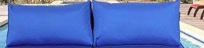 Outdoor Patio Chair Sofa Cushions Set of 2