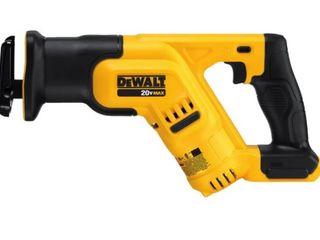 DEWAlT 20V Max Variable Speed Reciprocating Saw