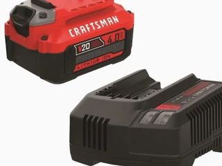Craftsman 12V 20V lithium Ion Battery  amp  Charger
