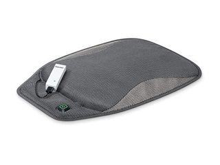 Beurer Portable Wireless Heated Seat Cushion w  Convenient Storage Bag