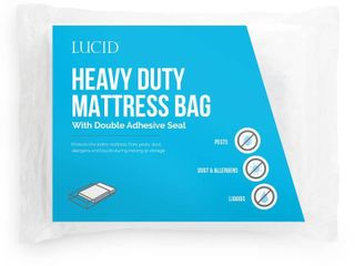 lUCID Comfort Collection Heavy Duty Moving Storage Mattress Bag Full Full Xl Queen Size