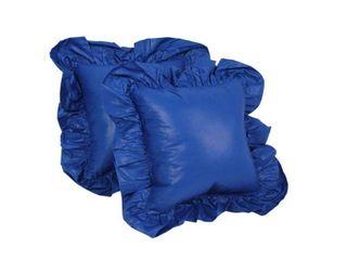 Blazing Needles Chintz 14 inch Throw Pillows  Set of 2