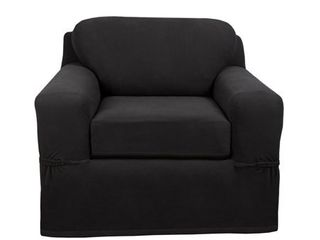 Maytex Stretch Pixel Chair 2 Piece Furniture   Slipcover