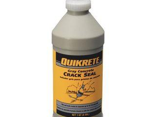 Gray Concrete Crack Sealant