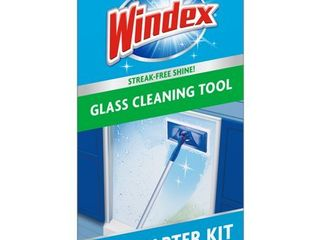 Windex Outdoor All In One Starter Cleaning Tool