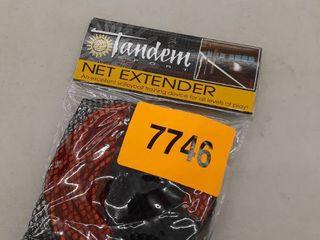 Net Extender not fully inspected outside the box