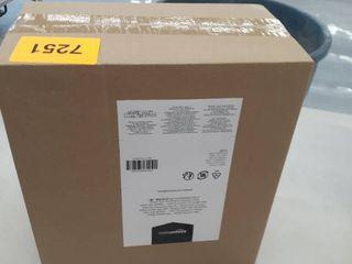 Nylon CD DVD Binder 400 capacity Black no description
