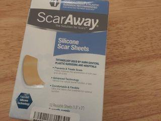 scaraway silicon scar sheets