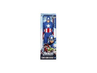 Model Captain America Avengers Assemble 30cm Titan Hero Series A4809 Marvel