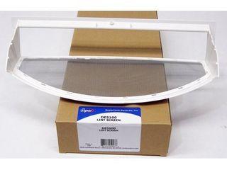 Supco Dryer lint Screen Filter DE5100 for GE WE18X25100 WE18M28 WE18M19