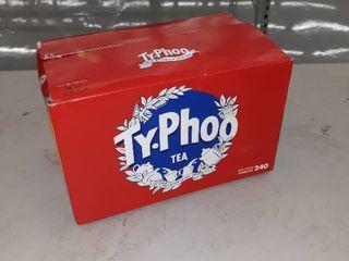 Typhoo Teabags  pack Of 240 Tea Bags