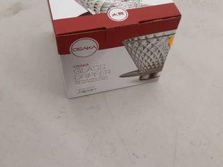 Osaka Glass Coffee Dripper   Diamond Weave Dripper
