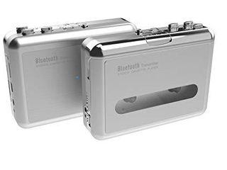 Cassette Player Portable Digital Bluetooth Tape Cassette Player