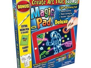 Ontel Deluxe Magic Pad