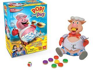 Goliath Games llC 30546 Pop The Pig  30546