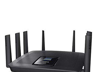 linksys AC5400 Mu Mimo Wi Fi Router  EA9500 RM   Renewed