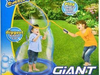 Hula Hoop Sized Bubble Wand