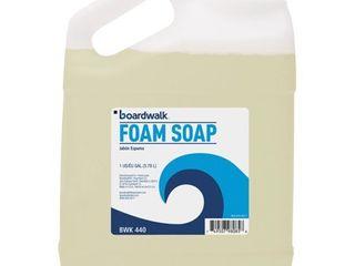 Foaming Hand Soap  Honey Almond Scent  1 Gallon Bottle