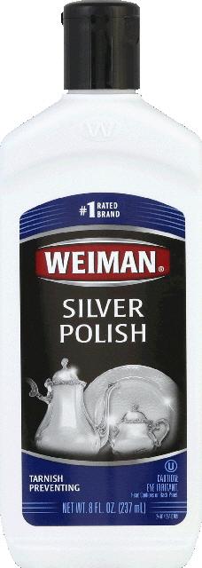 2 Weiman   Silver Polish 8 00 oz
