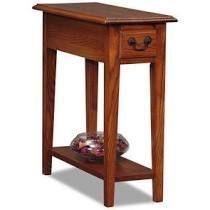 KD Furnishings Ash Oak Veneers Chairside