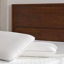 OSleep Ventilated Natural Talalay latex Pillow Retail 77 48