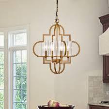 Sorin 4 light Globe Chandelier  Retail 143 49