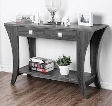 CM4085S 3A Charcoal Grey Sofa Table
