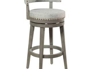 lawton Barstool Ash   Hillsdale Furniture