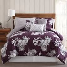 Silver Orchid Tyrone Peony Garden Floral 12 piece Comforter Bed in a Bag  Retail 82 68